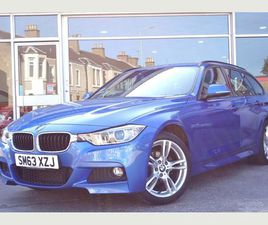 BMW 3 SERIES 2.0 320I M SPORT TOURING XDRIVE (S/S) 5DRONE OWNER