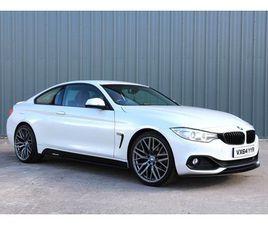 2014 BMW 4 SERIES 2.0 420D XDRIVE SPORT 2D 181 BHP