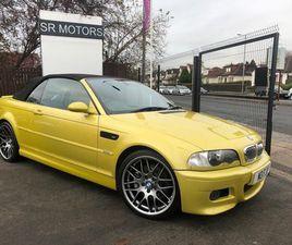 BMW M3 3.2 2DR300+CARS SRMOTORCOMPANY.CO.UK