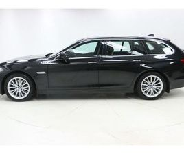 2016 BMW 5 SERIES 520D [190] LUXURY 5DR STEP AUTO