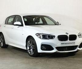 2016 BMW 1 SERIES 118I M SPORT
