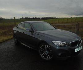 2014 BMW 3 SERIES 320D M SPORT GRAN TURISMO