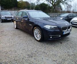 £13,990 | BMW 5 SERIES 2.0 520D LUXURY TOURING 5DR