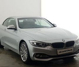 2015 BMW 4 SERIES 420D LUXURY 2DR