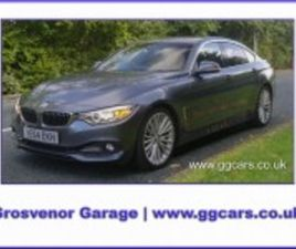 BMW 4 SERIES 3.0 430D LUXURY GRAN COUPE 4DR AUTOMATIC 2014