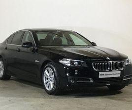 2016 BMW 5 SERIES 520D SE