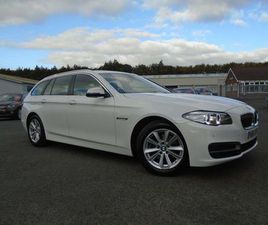 BMW 5 SERIES 2.0 520D SE TOURING 5DR1 X OWNER FULL BMW HISTORY