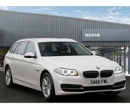 2016 BMW 5 SERIES 520D [190] SE 5DR STEP AUTO