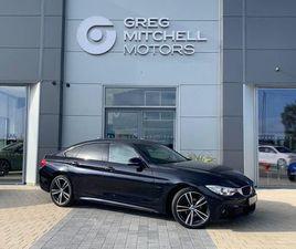 2015 BMW 4 SERIES 420D [190] XDRIVE M SPORT 5DR AUTO [PROF MEDIA]