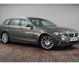 BMW 5 SERIES 520D [190] LUXURY 5DR STEP AUTO