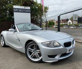 BMW Z4M 3.2 2DR300+CARS SRMOTORCOMPANY.CO.UK