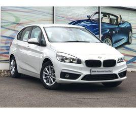 2018 BMW 2 SERIES 218D SE ACTIVE TOURER