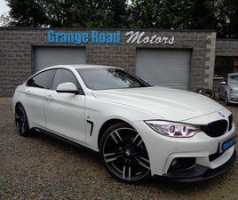 2014 BMW 4 SERIES 2.0 420D M SPORT GRAN COUPE 4D 181 BHP