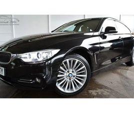2014 BMW 4 SERIES 2.0 420D XDRIVE LUXURY GRAN COUPE 4D AUTO 181 BHP