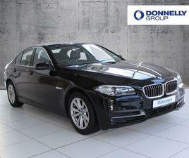 2016 BMW 5 SERIES 520D [190] SE 4DR STEP AUTO