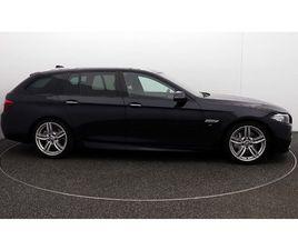 2017 BMW 5 SERIES 535D M SPORT TOURING