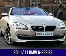 BMW 6 SERIES 3.0 640I SE 2DR20