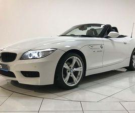 BMW Z4 2.0 18I M SPORT SDRIVE (S/S) 2DRNAV COMFORT PK HEATED LEATHER