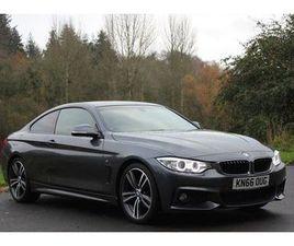 2016 BMW 4 SERIES 420D [190] M SPORT 2DR AUTO [PROFESSIONAL MEDIA]
