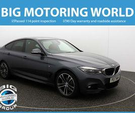 2017 BMW 3 SERIES 330D M SPORT GRAN TURISMO