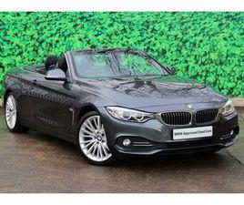 2014 BMW 4 SERIES 420D LUXURY 2DR AUTO