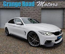 2015 BMW 4 SERIES 2.0 420D M SPORT GRAN COUPE 4D 188 BHP