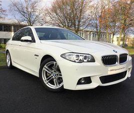 2016 BMW 5 SERIES 520D M SPORT