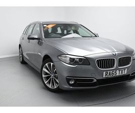 2016 BMW 5 SERIES 2.0 518D LUXURY TOURING 5D 148 BHP