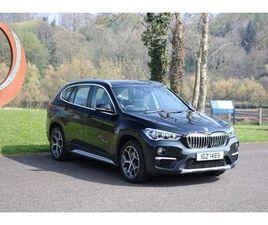 2017 BMW X1 SDRIVE 18D XLINE 5DR