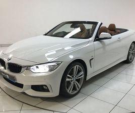 BMW 4 SERIES 2.0 420D M SPORT 2DRNAV COMFORT PACK H/KARDON 19