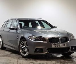 2016 BMW 5 SERIES 520D [190] M SPORT 5DR STEP AUTO
