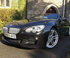 £17,990 BMW 6 SERIES 4.4 650I M SPORT (S/S) 2DR