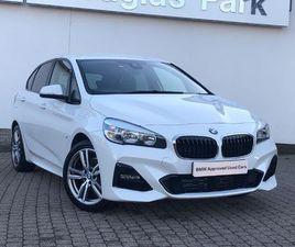 2019 BMW 2 SERIES 218I M SPORT ACTIVE TOURER