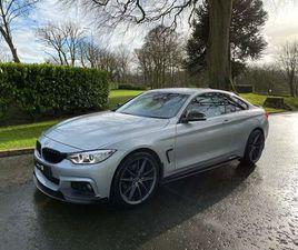 BMW 4 SERIES 2.0 420D M SPORT XDRIVE 2DRFULL M PERFORMANCE KIT