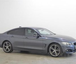 2017 BMW 4 SERIES 420D LUXURY GRAN COUPE