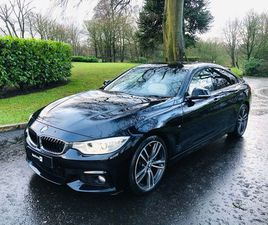 BMW 4 SERIES GRAN COUPE 3.0 430D M SPORT GRAN COUPE 4DRM SPORT PLUS PACKAGE