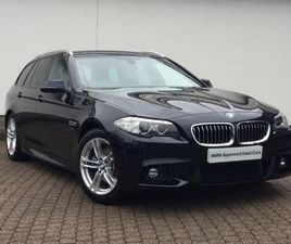 2016 BMW 5 SERIES 520D M SPORT TOURING