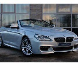 2011 BMW 6 SERIES 640I M SPORT 2DR AUTO