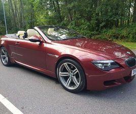 £18,995|BMW M6 5.0 V10 SMG 2DR