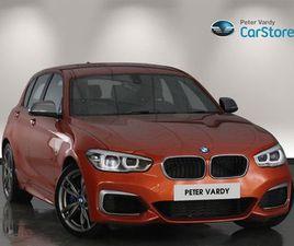 2017 BMW 1 SERIES M140I 5DR [NAV]