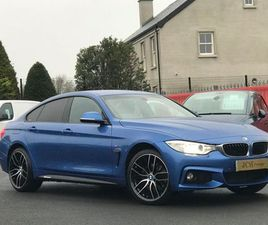 BMW 4 SERIES GRAN COUPE 2.0 420D M SPORT GRAN COUPE XDRIVE (S/S) 5DR