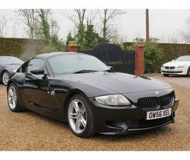BMW Z4M COUPE     VIEWING BY APPOINTMENT ONLY