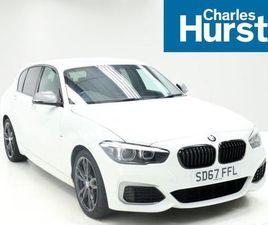 2017 BMW 1 SERIES M140I SHADOW EDITION 5DR STEP AUTO