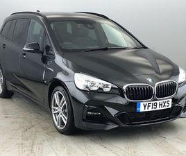 2019 BMW 2 SERIES 218D M SPORT GRAN TOURER