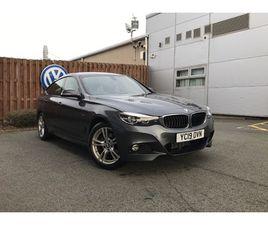 2019 BMW 3 SERIES 320D XDRIVE M SPORT GRAN TURISMO