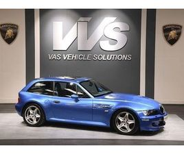 BMW Z3 M COUPE BLUE 1999