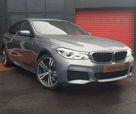 BMW 6 SERIES GRAN TURISMO 3.0 630D M SPORT GRAN TURISMO AUTO XDRIVE (S/S) 5DR