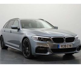 2019 BMW 5 SERIES 530D M SPORT 5DR AUTO