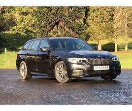 2019 BMW 5 SERIES 520D XDRIVE M SPORT 5DR AUTO