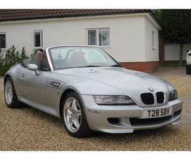 BMW Z3 M ROADSTER     VIEWING BY APPOINTMENT ONLY